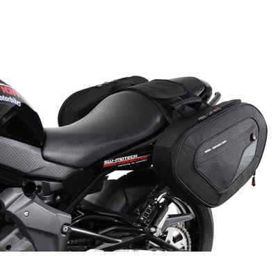 Luggage for Kawasaki ER-6N